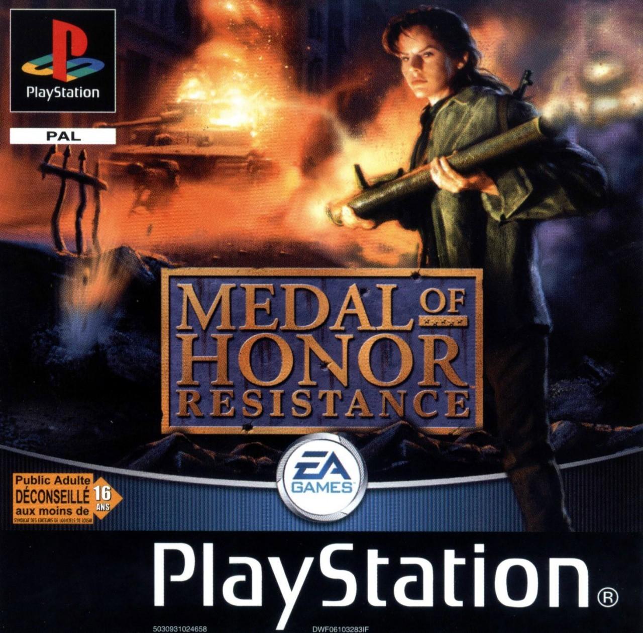 Toutes les images du jeu Medal of Honor : Resistance