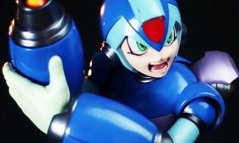 Mega Man : une jolie figurine hyper détaillée mais vendue 600$