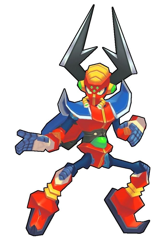 Mega Man Mavirick Hunter X 82