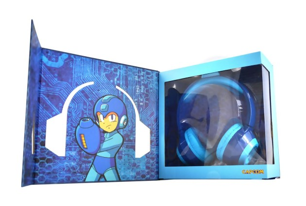 Casque audio Megaman Mega-man-x-collection-pho-575a93cadd061