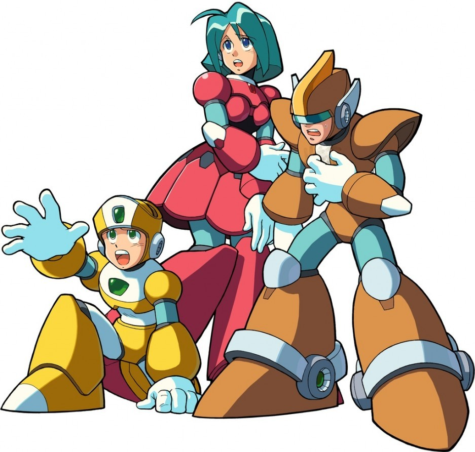 Toutes Les Images Du Jeu Mega Man X Collection