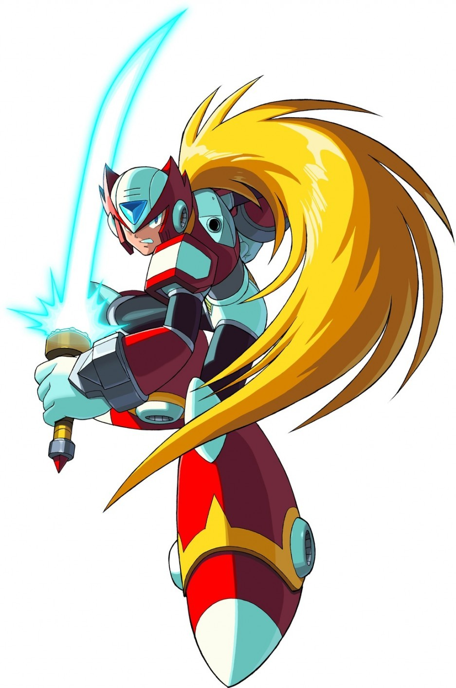 Artworks Mega Man X Collection