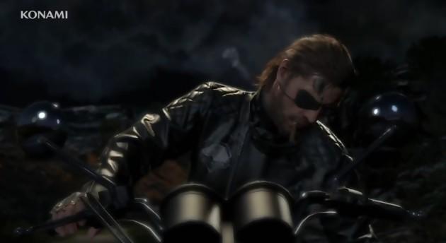 Metal Gear Solid 5 :The Phantom Pain