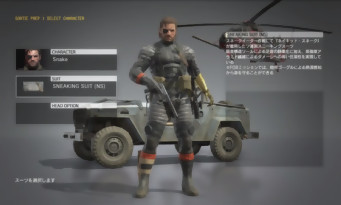 Metal Gear Solid 5 : The Phantom Pain