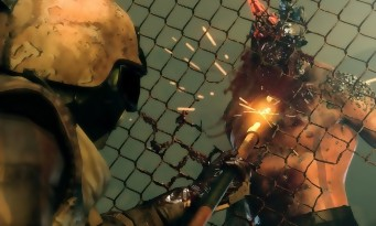 Metal Gear Survive : trailer de la gamescom 2016