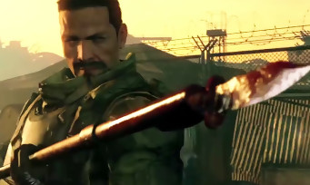 Metal Gear Survive : un trailer de gameplay du mode solo