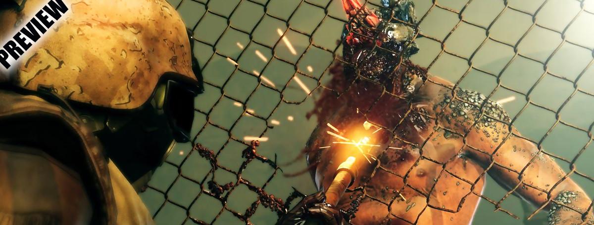 Metal Gear Survive : un MGS sans Solid Snake, avec des zombies, mais...