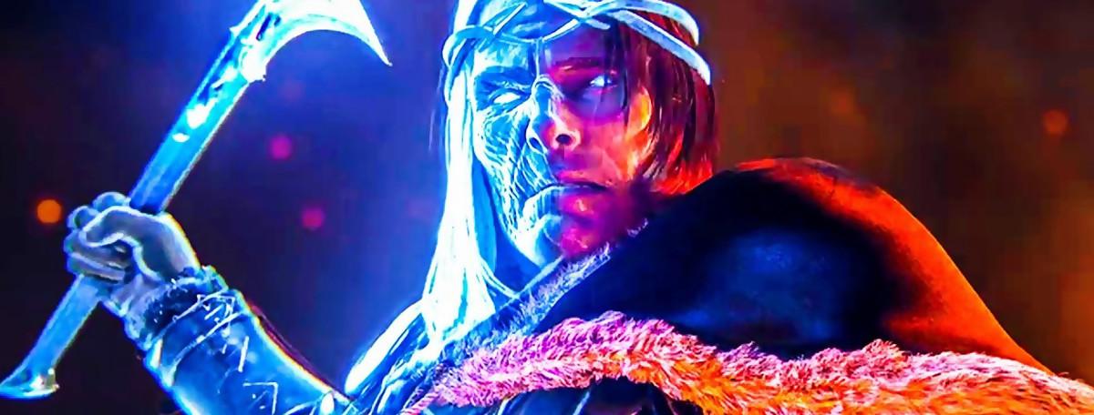 Shadow of War : trailer cinématique sur PS4 Pro et Xbox Scorpio