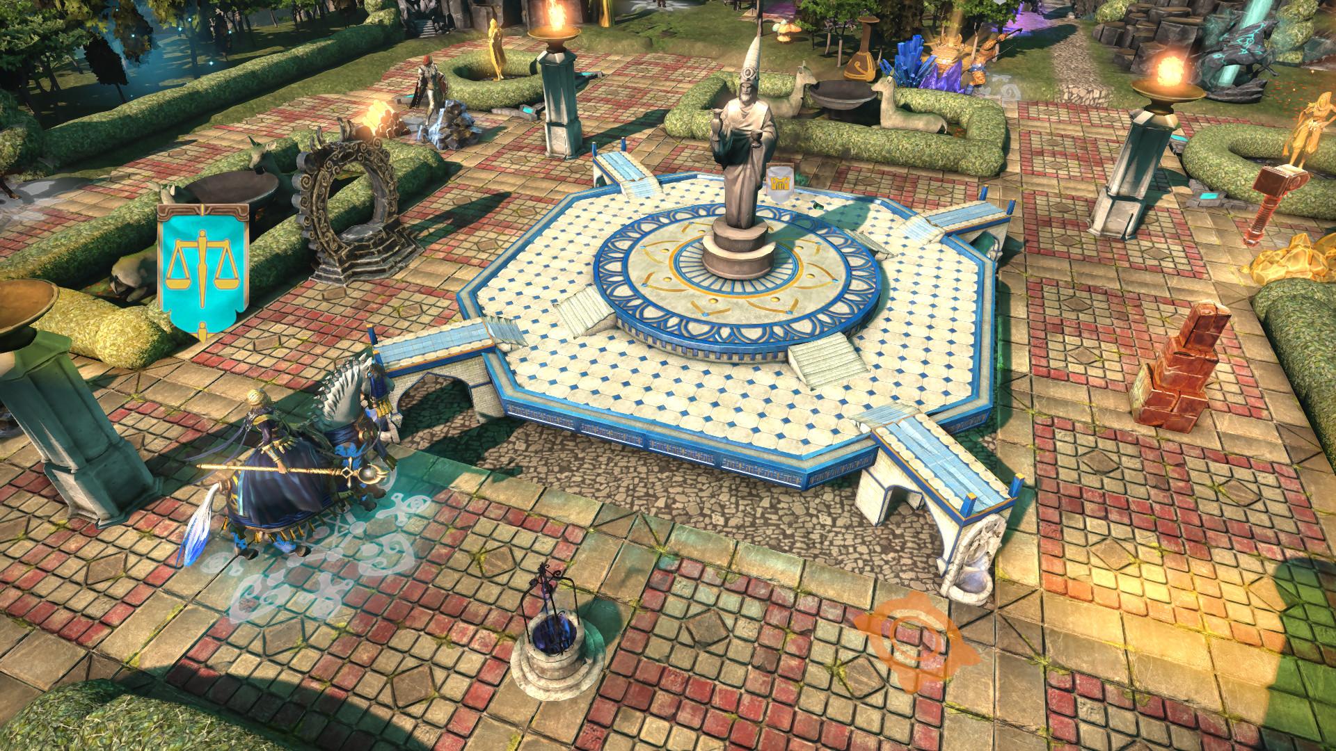Might Magic Heroes VI sur PC - jeuxvideocom