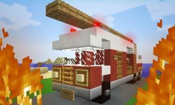 Minecraft : un streamer japonais incendie sa chambre en direct