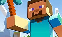 Minecraft : Un trailer pour la version Xbox One