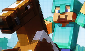 Minecraft : un trailer pour la version PS3