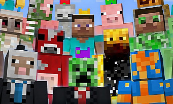 Minecraft : le trailer E3 2014 du jeu sur PS4