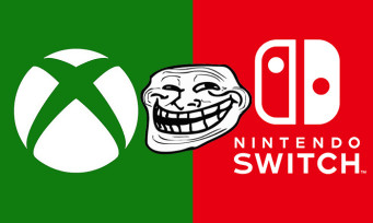 Minecraft : quand Nintendo et Microsoft trollent Sony