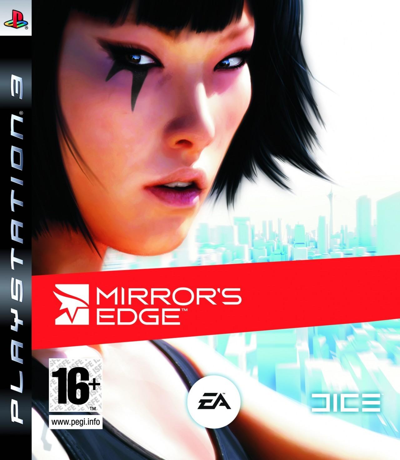 Mirror's Edge - Reflected Edition Mirror-s-edge-4e265c49897b7