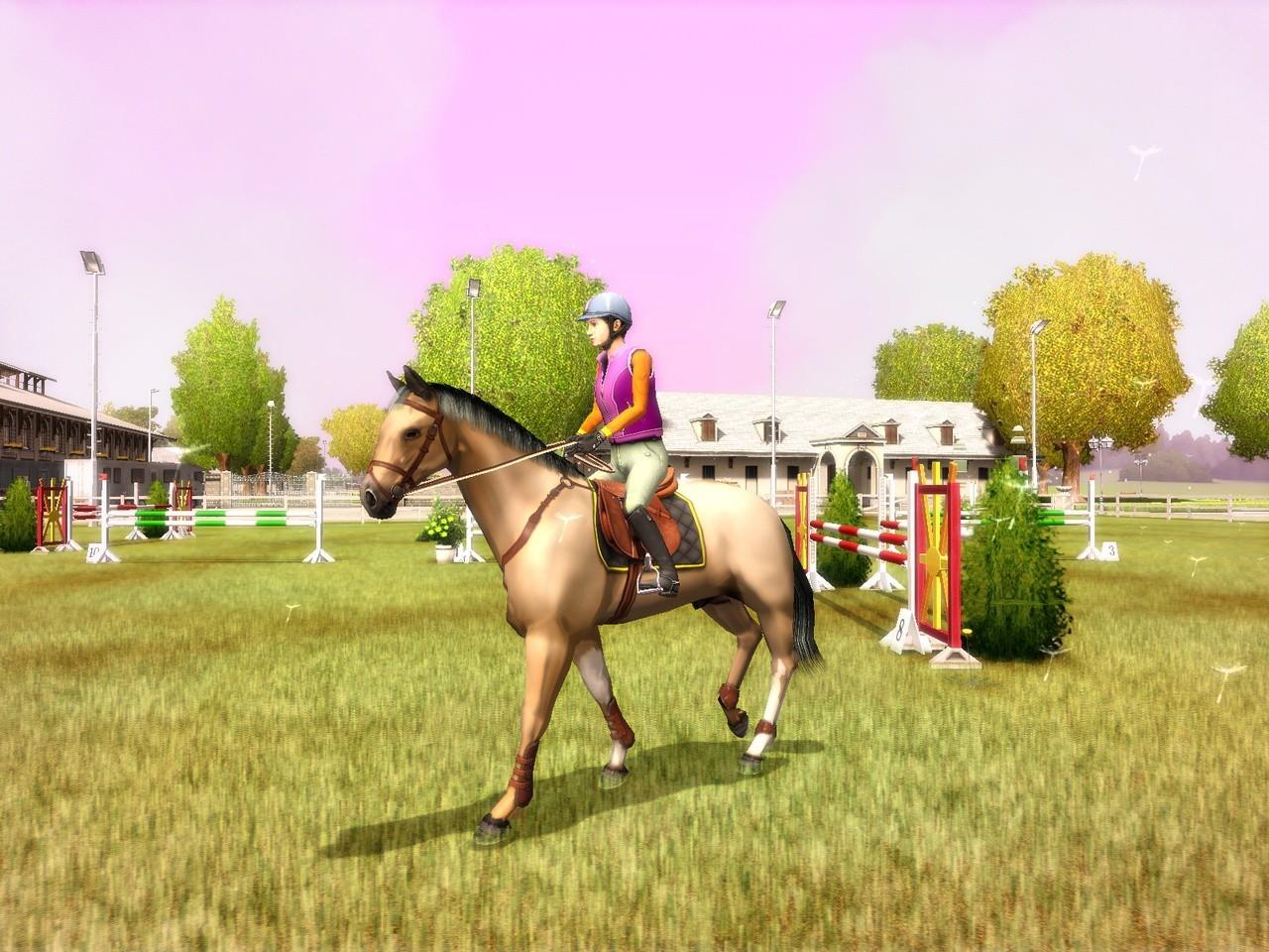jeux cheval ps4