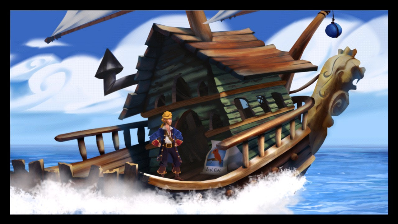 Monkey Island Personnages