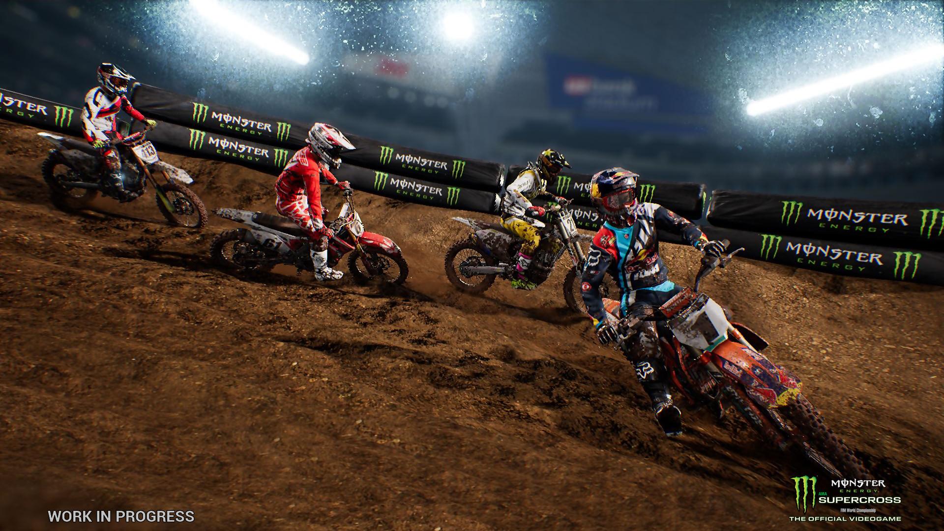 motocross en video