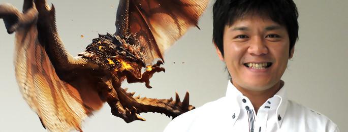 Monster Hunter 4 Ultimate : interview avec Ryozo Tsujimoto