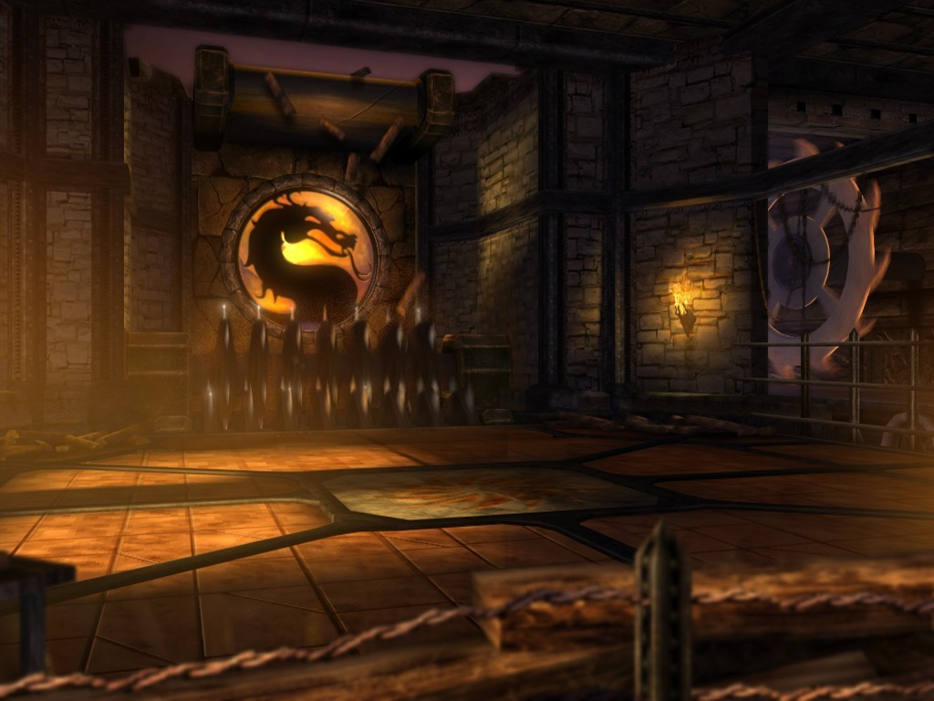 Artworks Mortal Kombat Armageddon