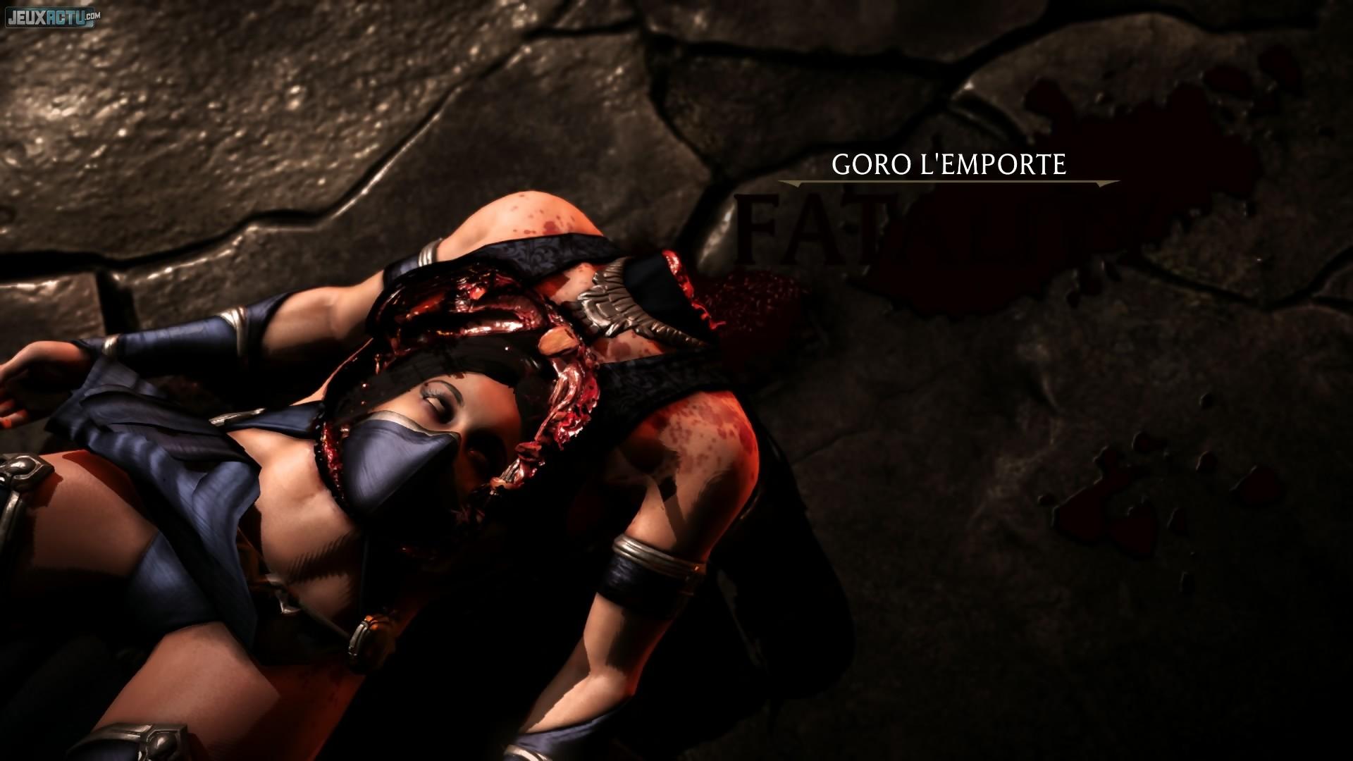 Mortal kombat xxx porn images sex pic