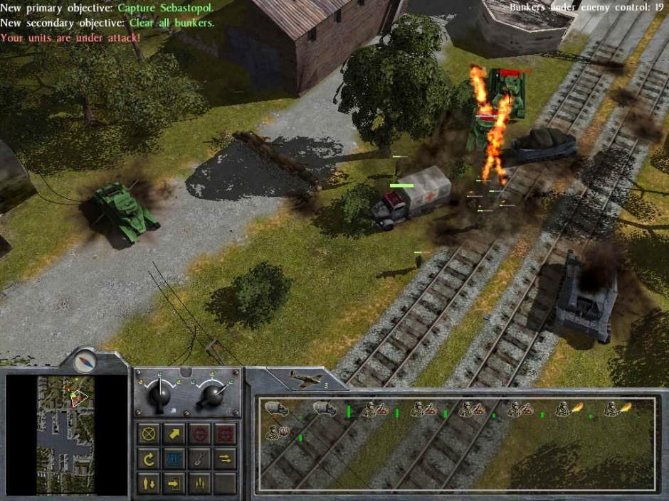 Toutes les images du jeu Moscow to Berlin : Red Siege