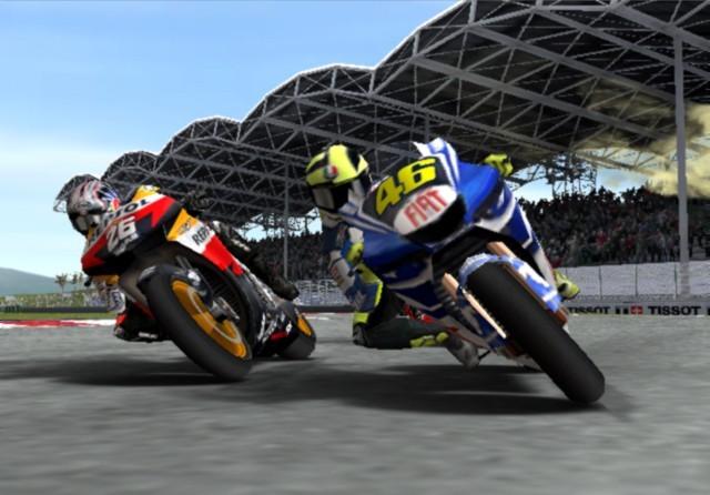 Images Moto GP 07