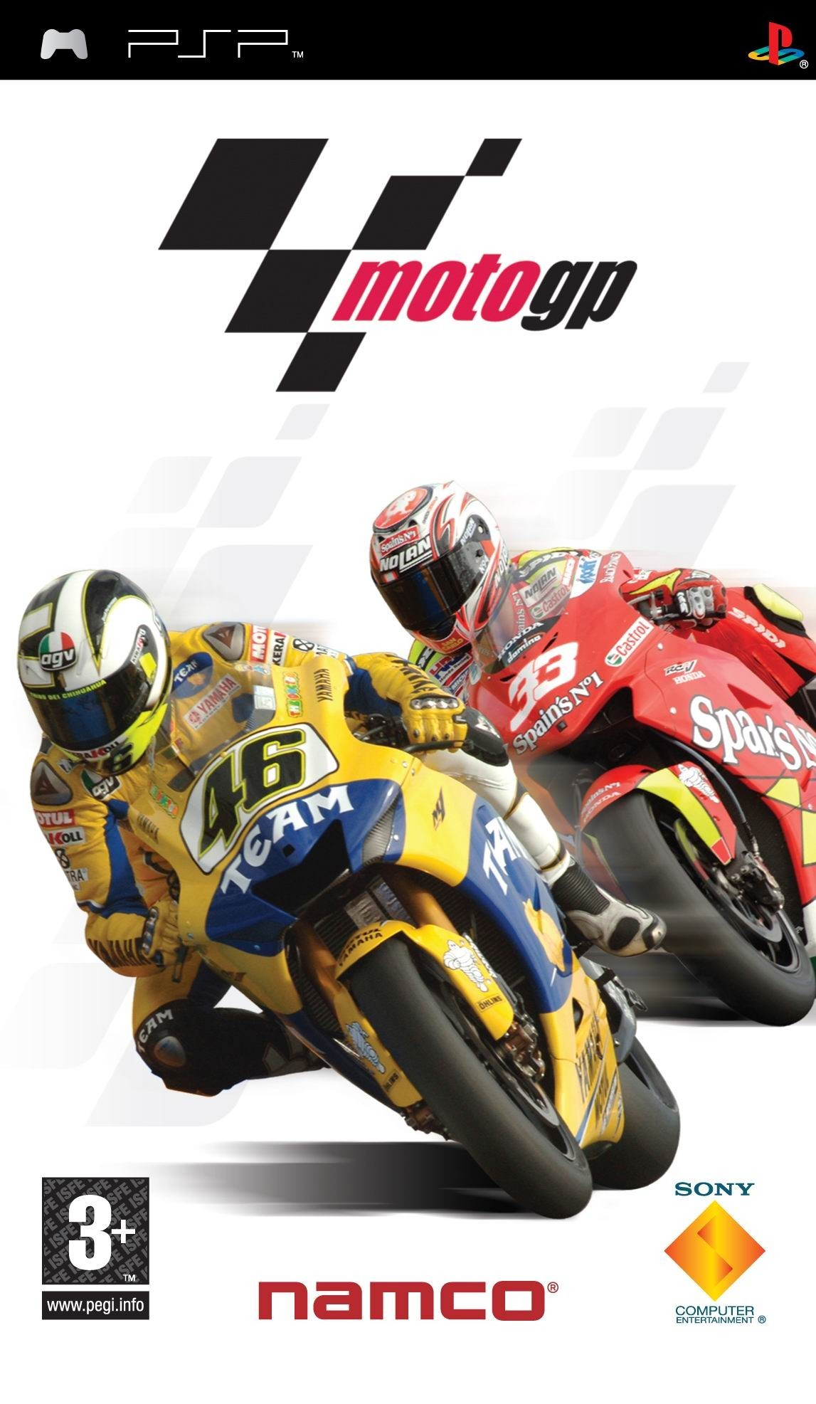 Jaquettes Moto GP