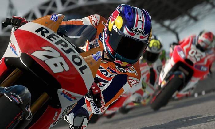 MotoGP 15 : trailer des circuits de Jerez, Valence et Mugello
