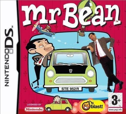 Mr bean d boule sur ds et sur wii - Jeux de mister bean cuisine ...