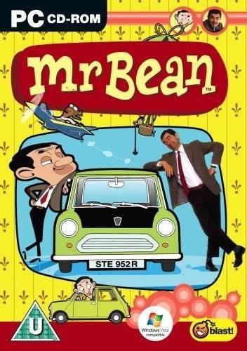 Jaquettes mr bean - Jeux de mister bean cuisine ...