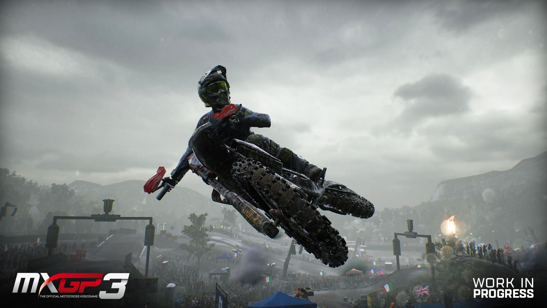 mxgp 3 trailer de gameplay sur ps4. Black Bedroom Furniture Sets. Home Design Ideas