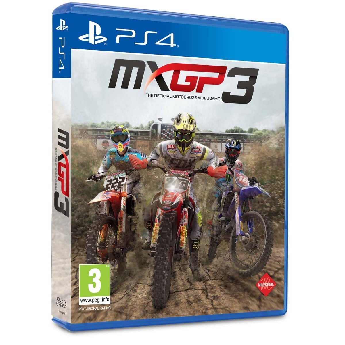mxgp 3 trailer de gameplay sur ps4 et xbox one. Black Bedroom Furniture Sets. Home Design Ideas