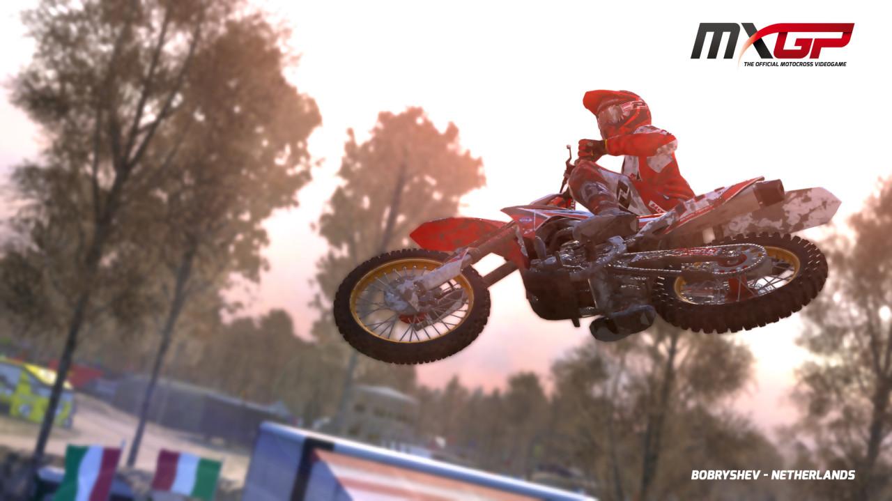 Voir toutes les images de MXGP - The Official Motocross Videogame
