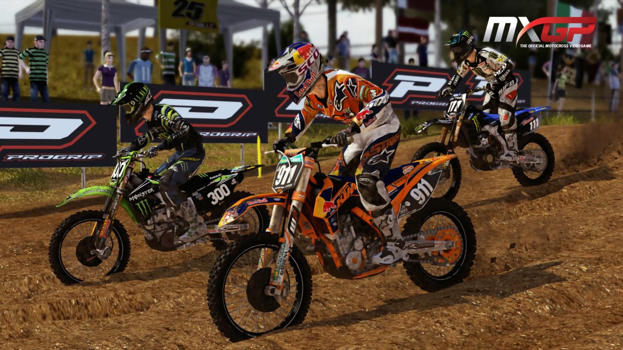 Voir toutes les images de mxgp the official motocross videogame