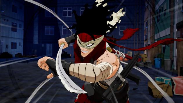 My Hero Academia : One s Justice