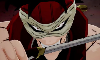 My Hero Academia One's Justice : un trailer qui cogne fort