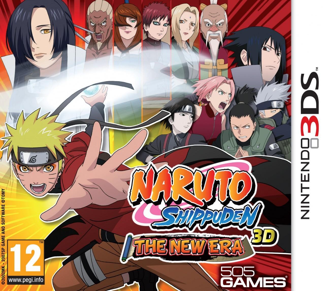 Anime News New Naruto Anime Movie Featuring Naruto S: Naruto Shippuden 3D