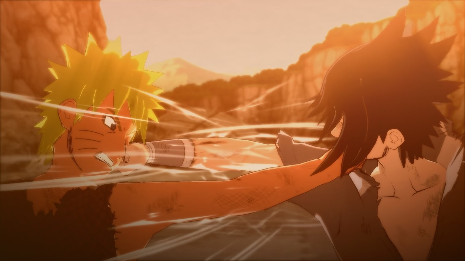 Naruto shippuden ultimate ninja storm 4 kyubi contre - Naruto renard ...