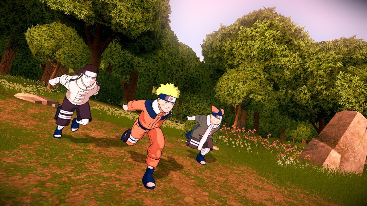 Naruto Broken Bond Торрент