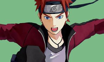 Naruto to Boruto : trailer de gameplay sur la création de son perso