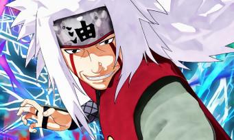 Naruto to Boruto Shinobi Striker : un trailer croassant pour Jiraya !