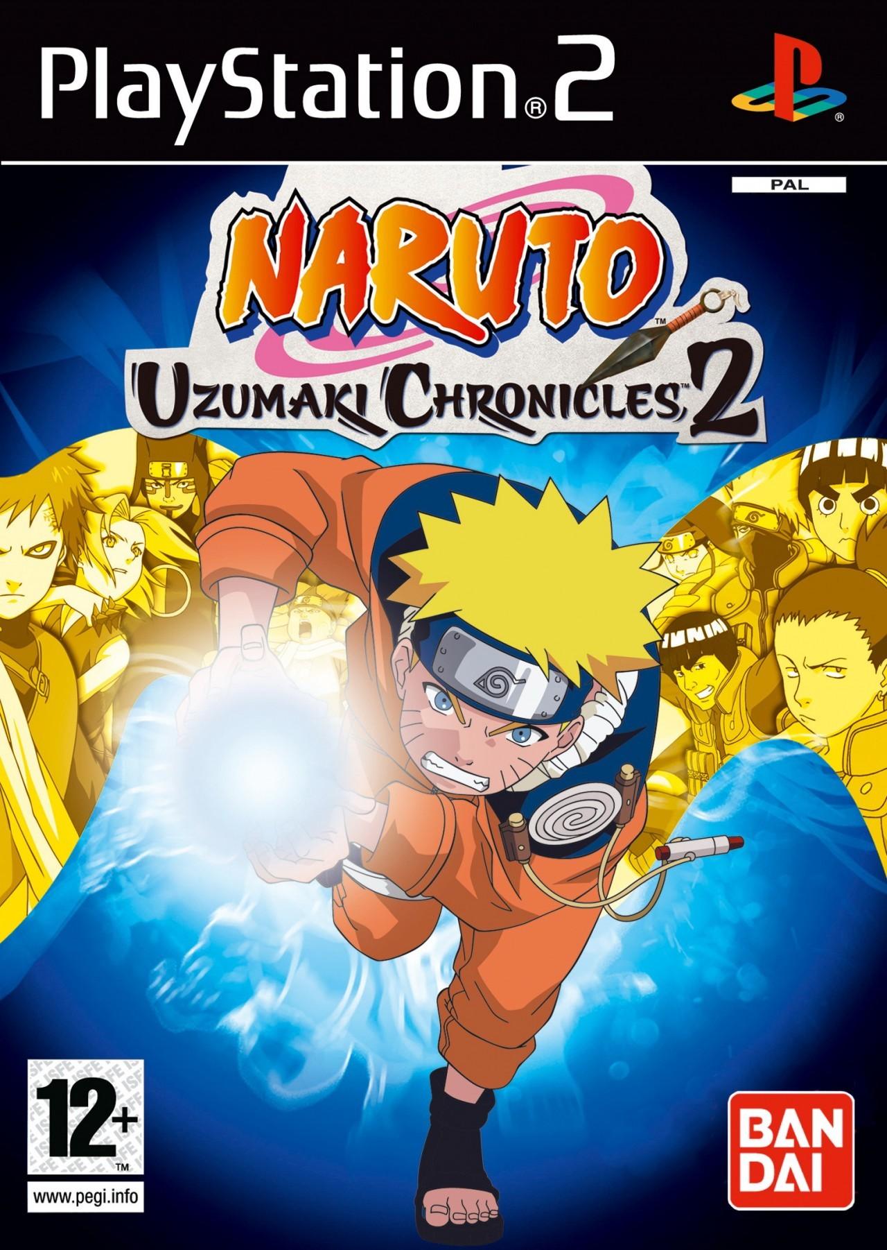 Naruto Uzumaki Chron Eb