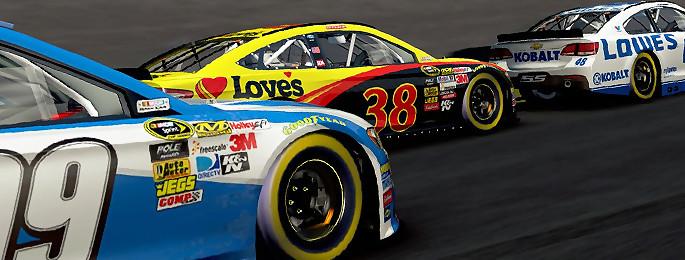 Test NASCAR 14 sur PC et PS3