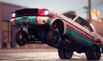 Need for Speed Payback :  un trailer centré sur la zone open world du jeu