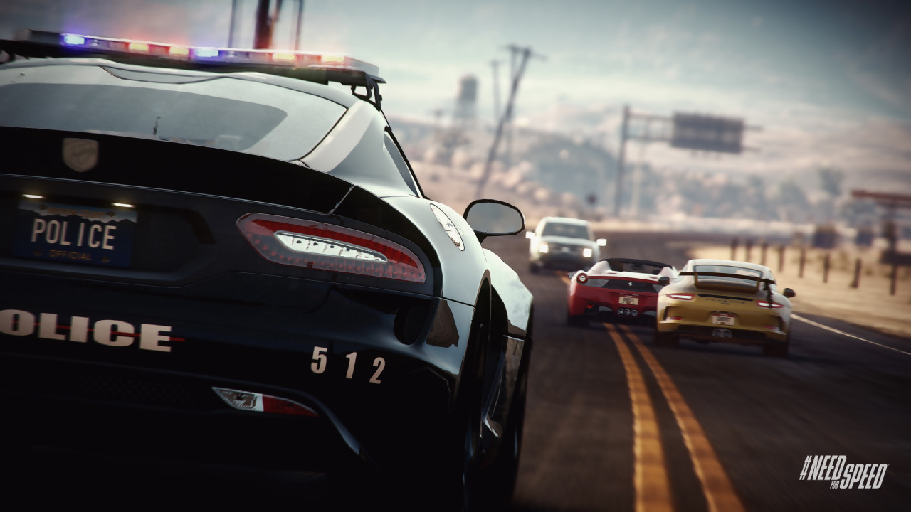 Need For Speed Rivals : la Complete Edition arrive