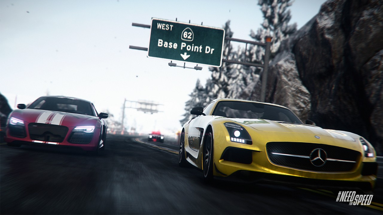 need for speed rivals trailer de gameplay sur ps4. Black Bedroom Furniture Sets. Home Design Ideas