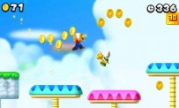 Test New Super Mario Bros. 2 sur 3DS