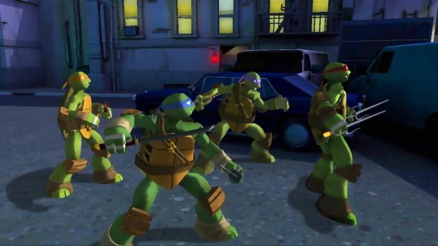 nickelodeon teenage mutant ninja turtles - Jeux De Tortue Ninja Gratuit