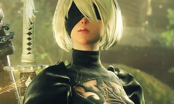 Nier Automata : un trailer de l'E3 annonce la date de sortie